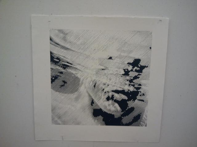 print dark